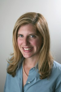 Blogger Jennifer Saranow Schultz