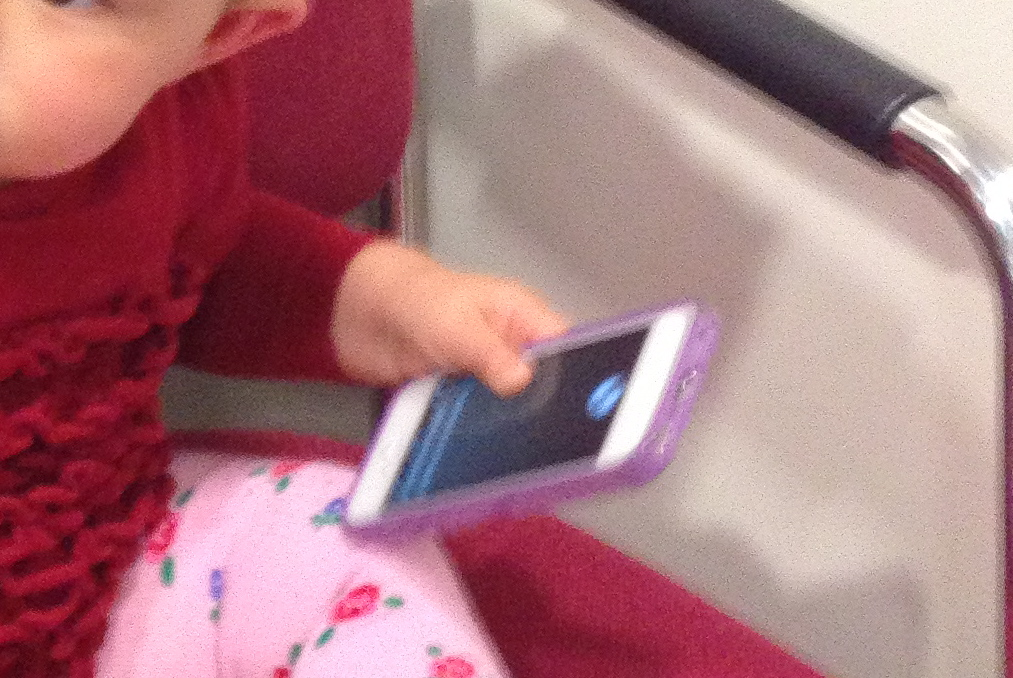 Today's Hint: How to Childproof Your iPhone
