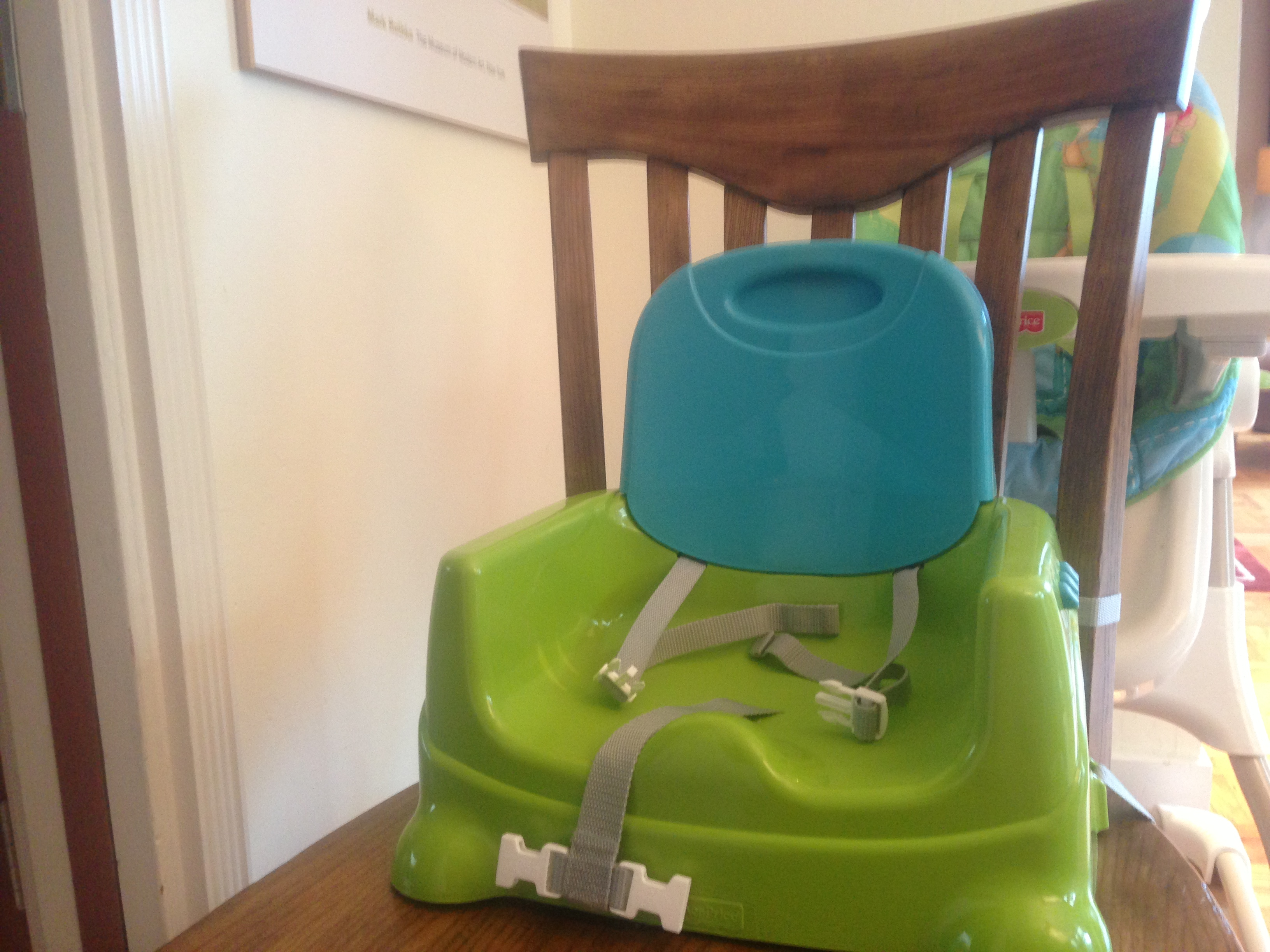 Today's Hint: 3 Frugal High Chairs to Consider