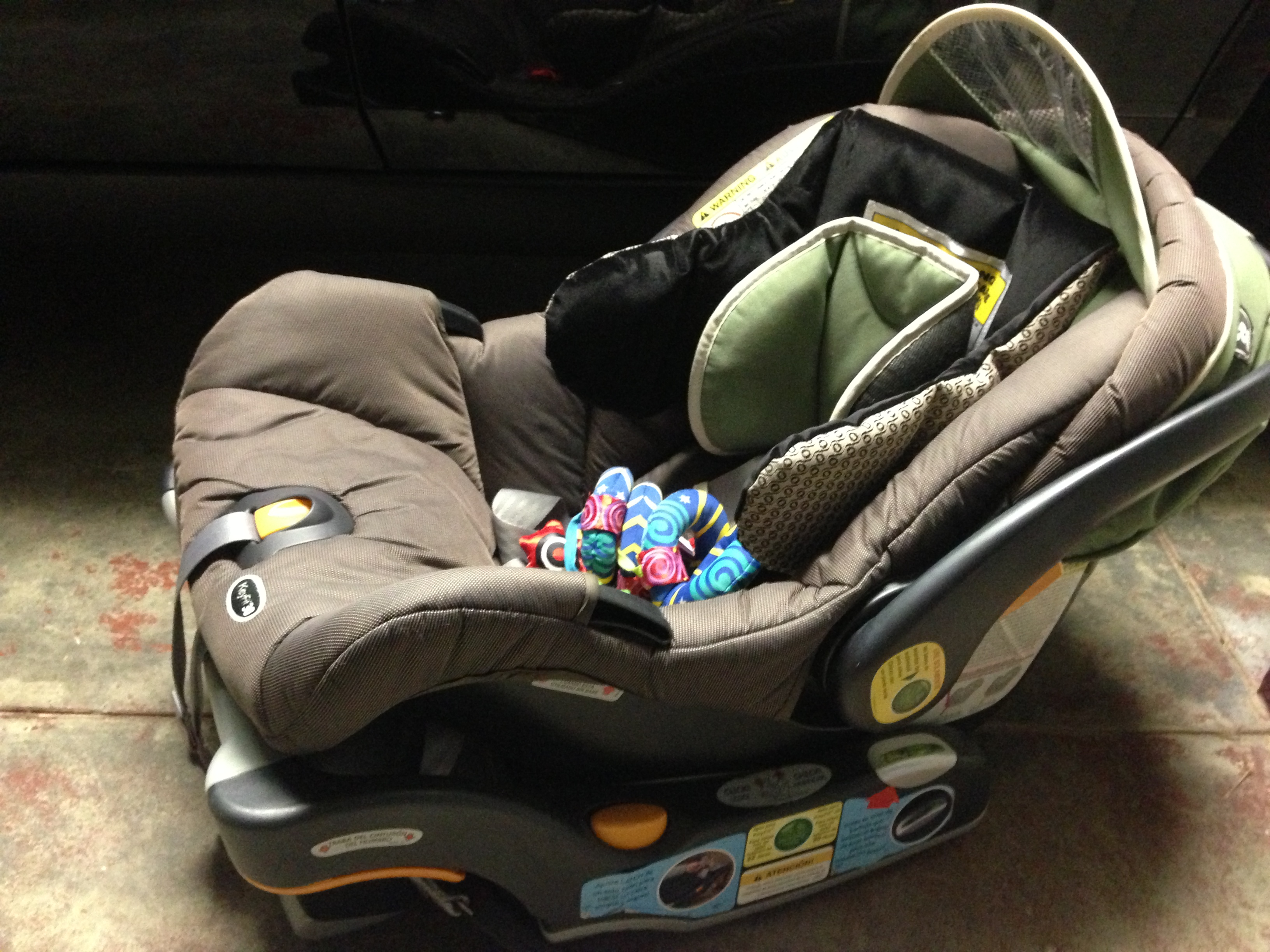 Today's Hint: An Easier Way to Get Help With Installing Car Seats