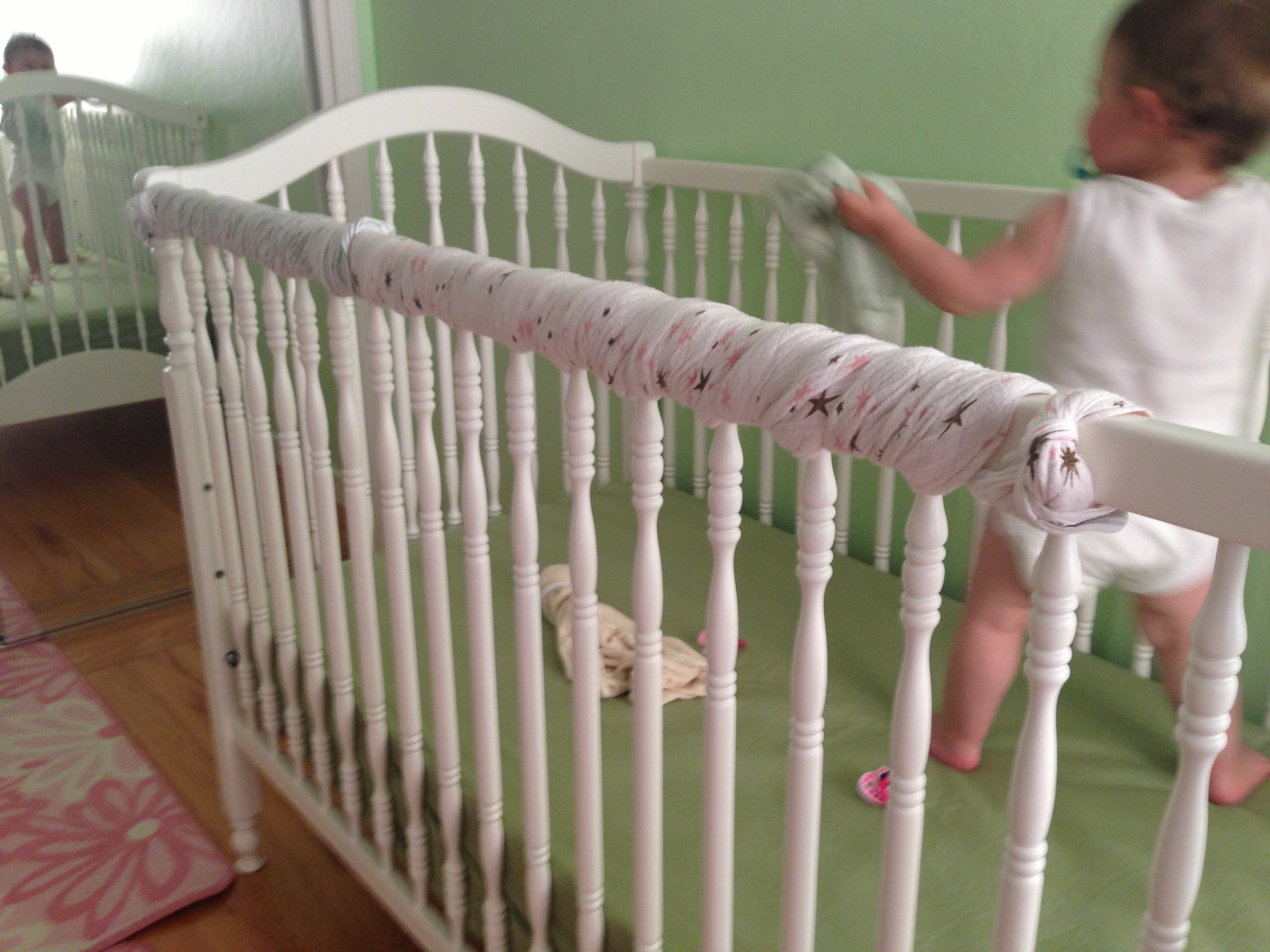 Today S Hint How To Cheaply Save Cribs From Little Teeth Hint Mama