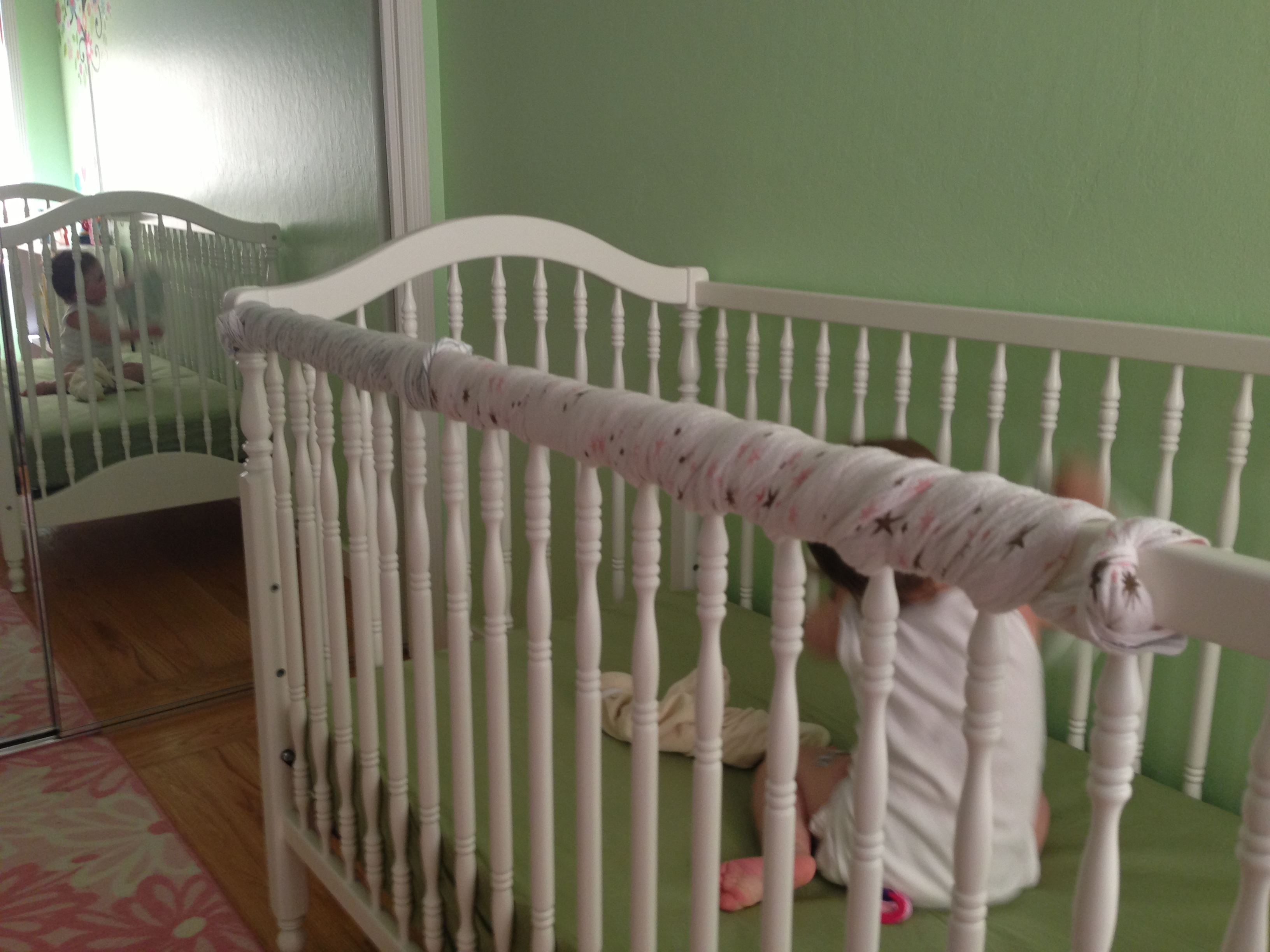 Today S Hint How To Cheaply Save Cribs From Little Teeth