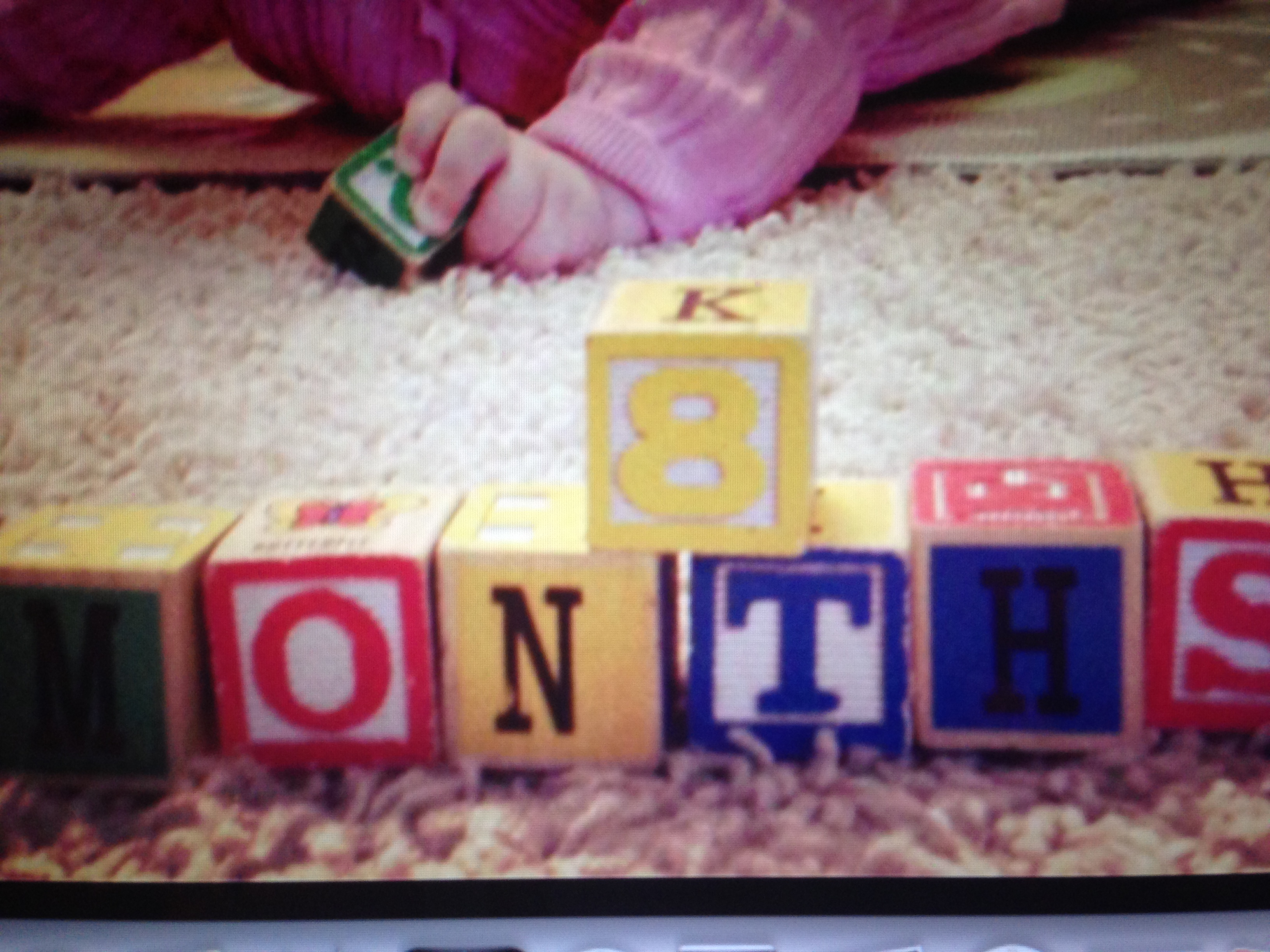 Today's Hint: 3 Clever Ways to Mark the First 12 Months in Photos