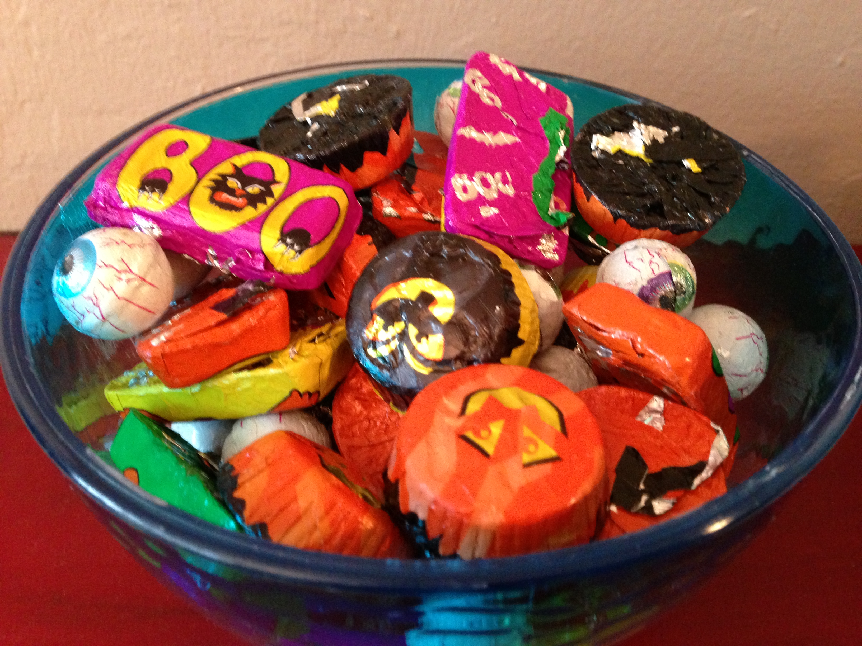 Today's Hint: 3 Tricks for Curtailing Your Child's Candy Consumption This Halloween