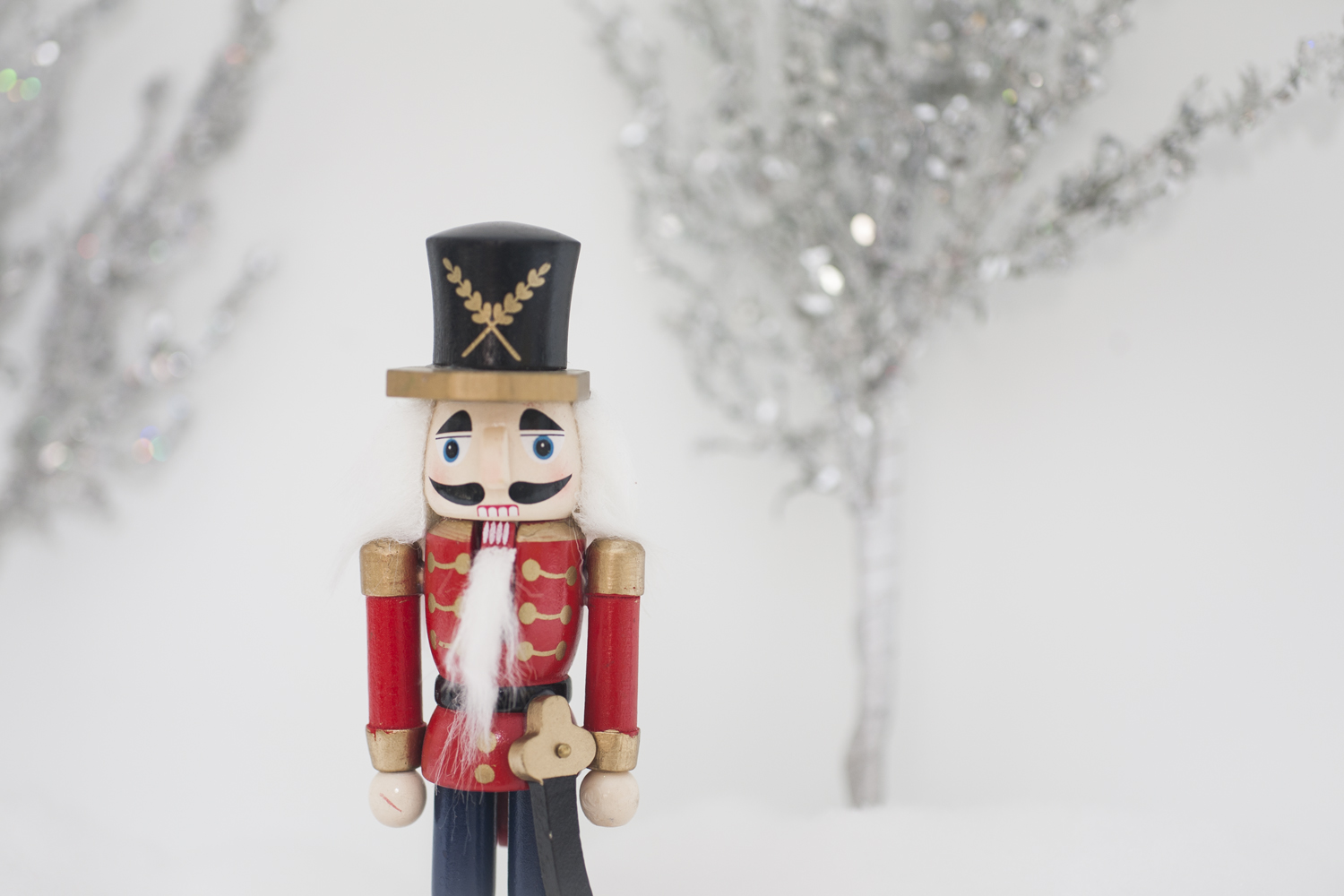 Today's Hint: The Nutcracker for the Toddler Set