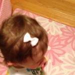 Today's Hint: Barrettes That Stay in Baby & Toddler Hair