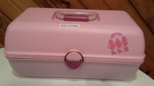 My old Caboodles