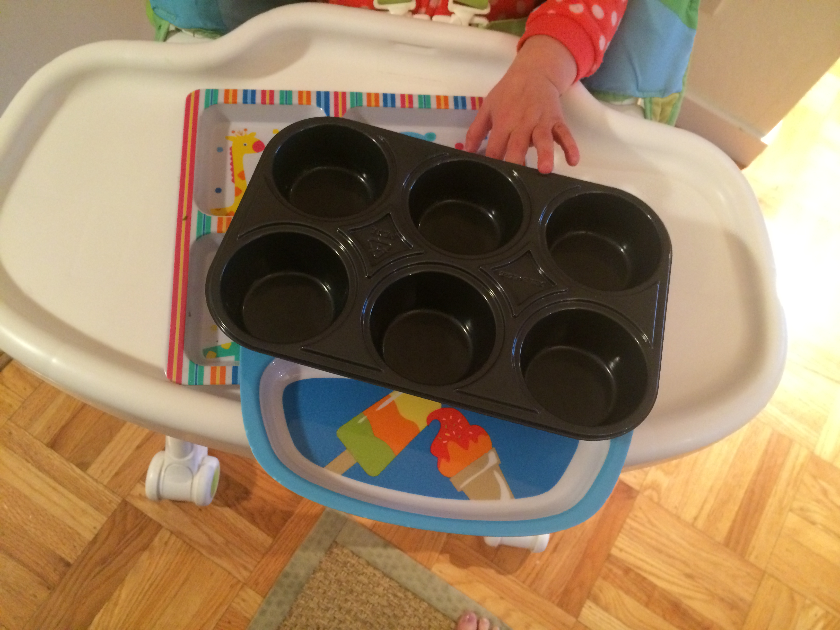 Today's Hint: The Budget-Friendly Baby & Toddler Plate