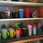 Today's Hint: Go for a Sippy Cup Brand With Interchangeable Lids & GIVEAWAY