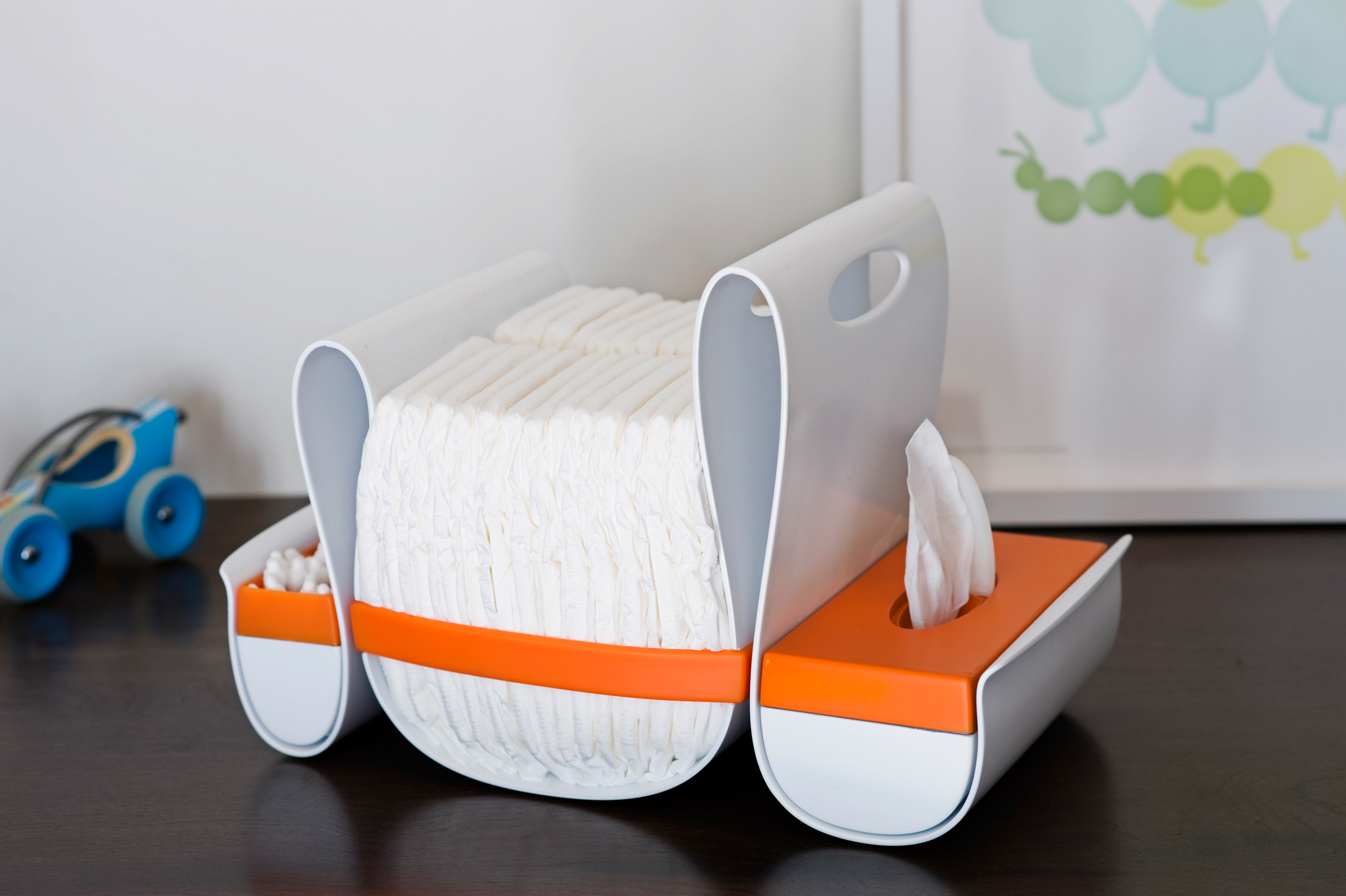 Today S Hint 5 Ways To Upcycle Your Diaper Caddy Boon Giveaway
