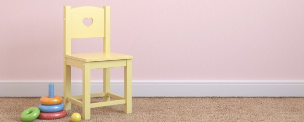 Today's Hint: 3 Tips for Setting Up a Baby Nursery for Less