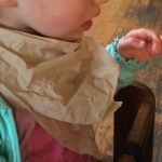 Today's Hint: The Fix for When You Forget a Bib