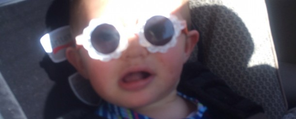 Today's Hint: Skip the Low-Quality Baby Sunglasses