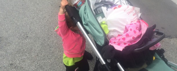 Today's Hint: 3 Reasons To Bring Your Big Stroller on Your Next Trip