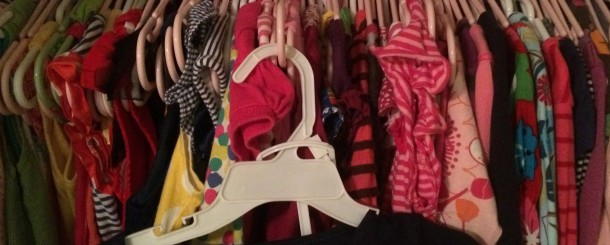 Today's Hint: How to Save on Little Hangers