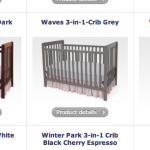 Today's Hint: The Crib to Get &Crib GIVEAWAY