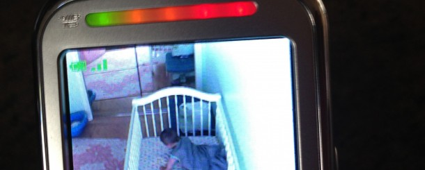 Today's Hint: When to Stop Using Baby Video Monitors
