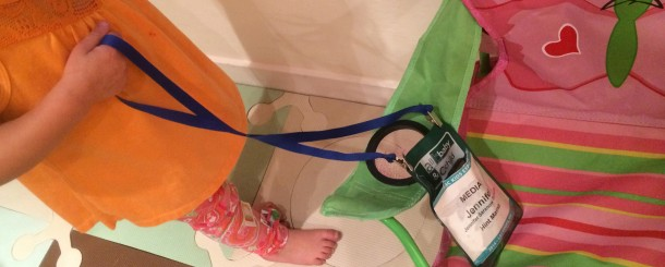 Today's Hint: A Frugal Pretend Play Purse