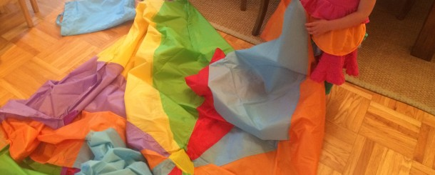 Today's Hint: 6 Parent-Friendly Uses for Parachutes (Gift Idea)