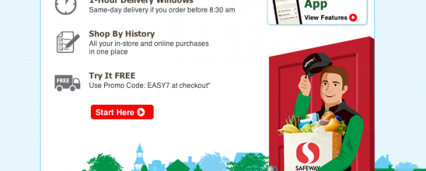 Today's Hint: 5 Online Grocery Shopping Tips