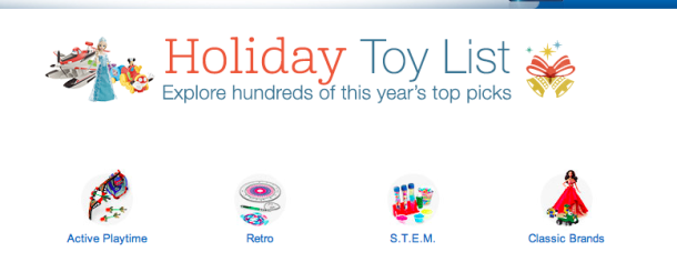 Today's Hint: How to Save on Popular Toys This Holiday Season