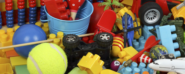 Today's Hint: Make Old Toys Seem New This Holiday Season