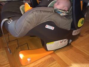 Today's Hint: The Car Seat Rocker – Hint Mama