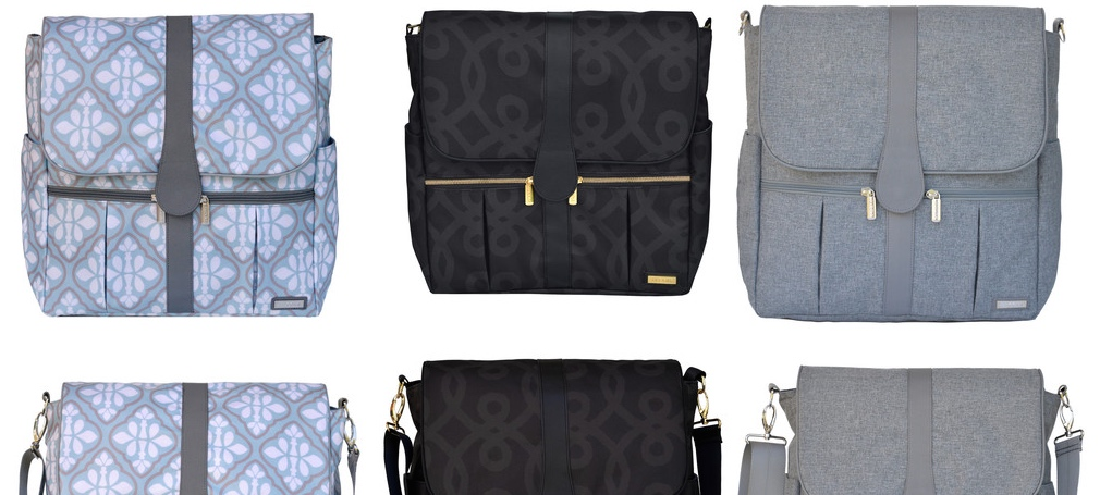 today s hint the stylish backpack diaper bag jj cole giveaway hint mama. Black Bedroom Furniture Sets. Home Design Ideas