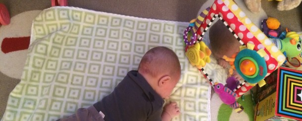 Today's Hint: 3 Tummy Time Hacks