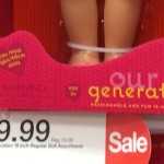 "Today's Hint: The Cheaper ""American Girl"" Doll"