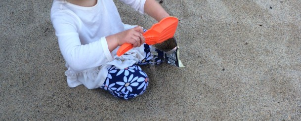 Today's Hint: Think Creatively When it Comes to Sand Toys