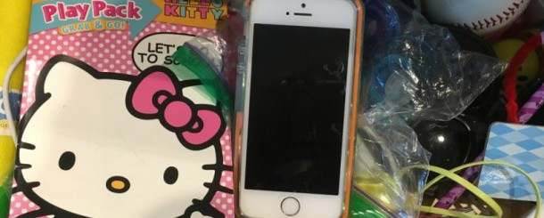 Today's Hint: A Cheap iPhone for Your Kids
